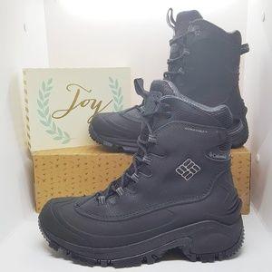Columbia Men's Black Bugaboot Snow Boot Size 8.5